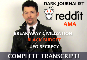 Dark Journalist on Reddit