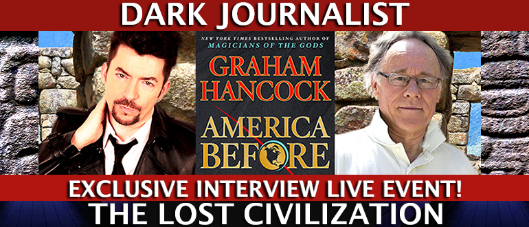 Graham Hancock Interview